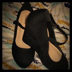 Wedge heels NWOT